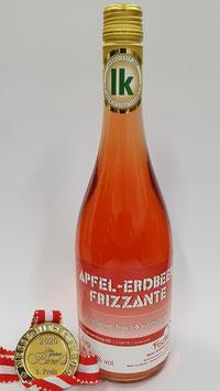 Apfel-Erdbeer-Frizzante