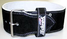 Schiek Leder- Wettkampfgürtel Modell L6011