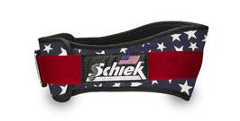 Schiek Gürtel Modell 2004 Stars n Stripes