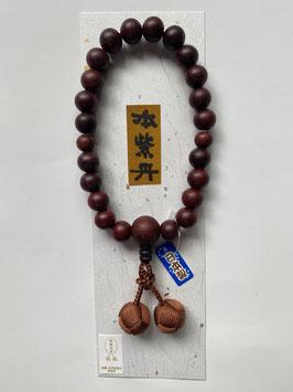 本紫丹 略式数珠