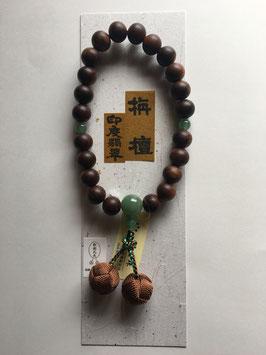 男性用 略式数珠