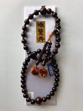 本紫丹 浄土宗用 本式数珠