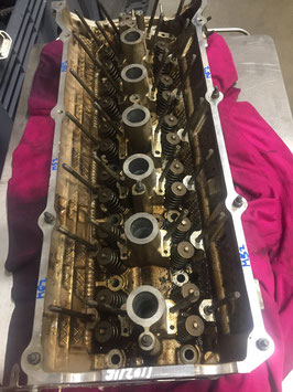 Cilinderkop BMW E39 520i