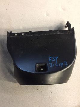 Plastic kapje boven stuur BWM E39  oem 1161654