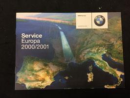 Service adressen BMW Nederlands