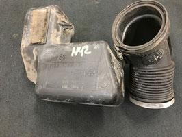 Luchtgeleider BMW E46 n42 n46  motor oem  7506181