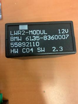 LWR 2 lichtmodule hoogte verstelling koplampen  BMW E38