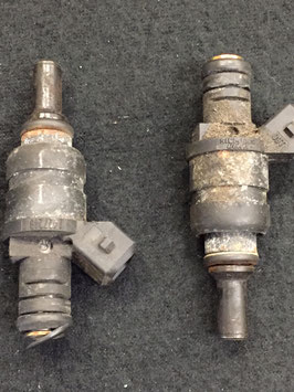 Injectoren BMW E46 E39 E60 E61 E38 X3 Z3 Z4 M52 M54 motor  oem  1427240