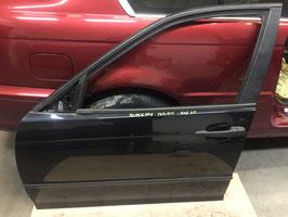 Linker voordeur BMW E46 Blacksapphire metallic
