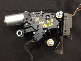 Achter ruitenwissermotor BMW E61 met slot oem 7167223