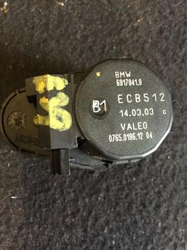 Kachelstelmotor  BMW E39 oem  6917941