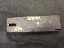 Rubber mat onder armsten BMW E90 E91