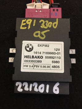 Brandstof module BMW E90 E91 oem 7169960