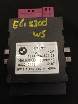 Brandstof toevoer module BMW E60 E61 530d oem 7163504