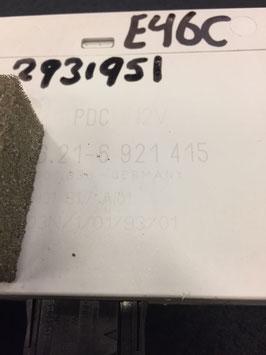 PDC module BMW E46 OEM 6921415
