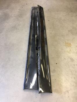 Side skirt BMW E87 Blacksaphire