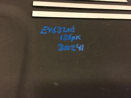 Motorafdekplaat BMW E46 320d oem 2246995