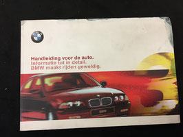 Handleiding BMW E46 Nederlands