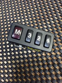 Bedienings knoppen memory stoelen BMW E39 oem 8352160
