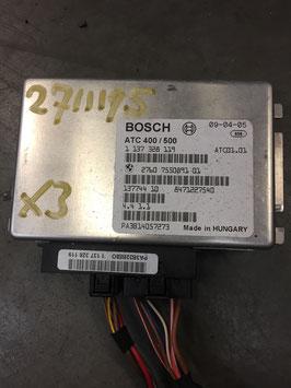 Control unit module BMW X3 E83 oem 7550891