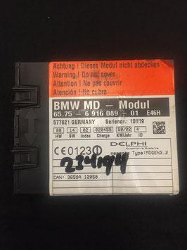 Alarm module BMW E46 Cabriolet oem 6916089
