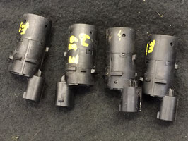 PDC sensoren  BMW E39 achterbumper uni zwart oem  256902182