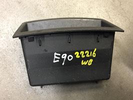 plastic opbergbakje midden console BMW E90  (art2216)