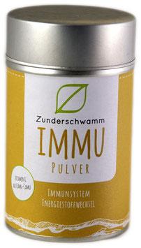 """Zunderschwamm Pulvermischung """"IMMU"""" 90g"""