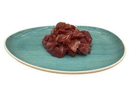 Gulasch oder Schmorfleisch vom Schottischen Hochlandrind