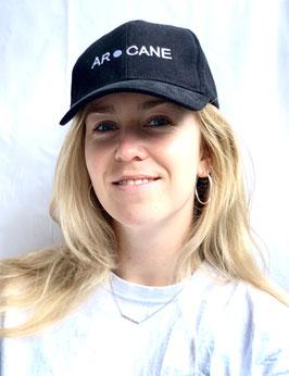 AR•CANE CAP BLACK
