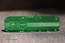 M30 Ventildeckel Lederschlüsselanhänger