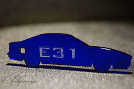 E31 Limousine BMW Schlüsselanhänger