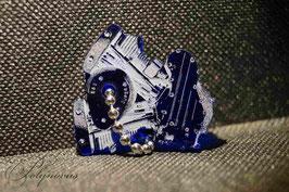 Shovelhead Motor Schlüsselanhänger