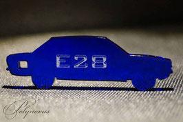 E28 Limousine BMW Schlüsselanhänger