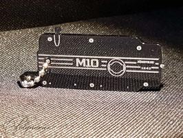 M10 Ventildeckel Schlüsselanhänger - Ausgefüllte Linien - Variante 2