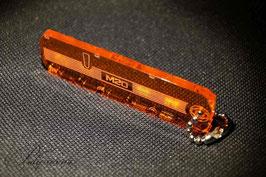 M20 Ventildeckel Schlüsselanhänger - Ausgefüllte Linien