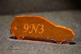 9N3 VW Polo IV Schlüsselanhänger