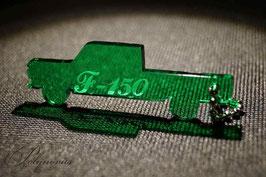 F150 Ford supercab runde Scheinwerfer 6. Generation Schlüsselanhänger