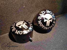 """Achscover """"Bad-Boy's Motorcycle""""  für Harley-Davidson"""