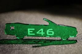 E46 Cabriolet BMW Schlüsselanhänger