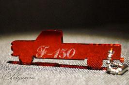 F150 Ford runde Scheinwerfer 6. Generation Schlüsselanhänger