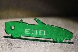 E30 Z1 Roadster BMW Schlüsselanhänger