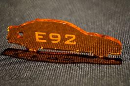 E92 Coupé BMW Schlüsselanhänger