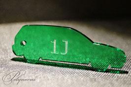 1J VW Golf IV Schlüsselanhänger