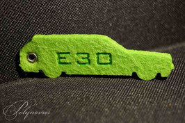 E30 Touring BMW Filzschlüsselanhänger