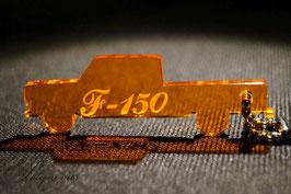 F150 Ford supercab eckige Scheinwerfer 6. Generation Schlüsselanhänger