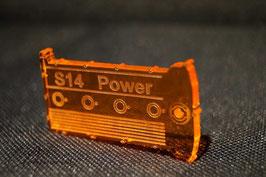 S14 Ventildeckel Schlüsselanhänger