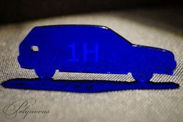 1H VW Golf III Schlüsselanhänger