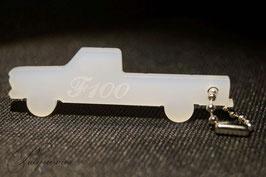 F100 Ford 5. Generation Schlüsselanhänger