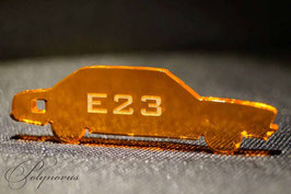E23 Limousine BMW Schlüsselanhänger